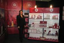 Global Retail / We sell our products in 4 continents around the world