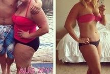 before / after weight loss / before / after weight loss. Avant / après une perte de poids
