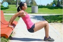 home fitness / fitness à la maison / home fitness, fitness à la maison. Exercices à faire à la maison.