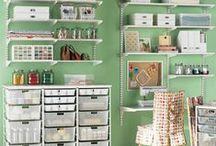 Organising!!!