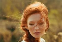 Red head +++ / by ༺♥༻♡ Holly Steinz ♡༺♥༻