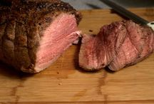 Grilling Recipes / I cook with a traditional grill and a Treager wood pellet smoker.