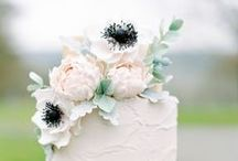 Just Add Flowers // Cakes