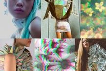 Color Palates for the Third Eye / My personal trend forecasting and mood boards for photoshoots and color inspiration. Color is everything here, so if you're looking for minimalism click elsewhere.