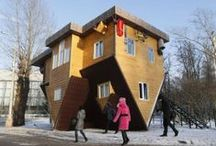 Oh Dear, are they Real? / Looking at the various designs of buildings in all parts of the world.