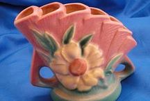 """"""" Vintage American Art Pottery"""". / Vintage American Pottery..Please use Pinterest Etiquette when pinning... / by Christina Polites"""