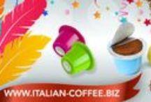 Italian Coffee / Tutte le nuove proposte di www.italian-coffee.biz
