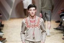 Missoni Men's Summer 2014 / by Missoni