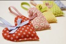 Fabric and woollen creations