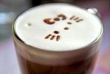 Coffee ART / When coffee meets art...