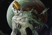Sci Fi - Fantasy Art
