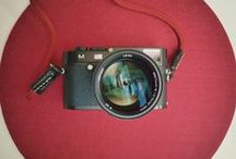 <ID - Camera> / Cameras and lenses. / by Robin Stethem