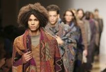 Missoni Men's Winter 2014  / A collection of the best reviews on the Missoni Men's Winter 2014 Fashion Show / by Missoni