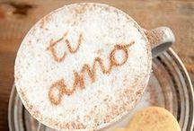 St. Valentine 's Coffee / Un espresso da solo è buono, ma in due...