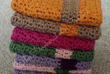 Crochet - Home - Kitchen / Crochet inspiration for home.