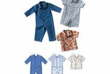 Sewing Baby, Toddler, Child Patterns / Clothes Patterns