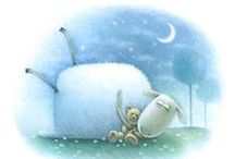 барашки, овцы / ум неясен, но позволяют заснуть