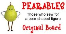 Pearables - Those Who Sew For a Pear Shaped Figure / Photos of Garments sewn for the pear-shaped figure . . . both the great and maybe the not so great