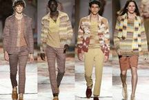 Missoni Men's Summer 2015 / by Missoni