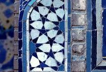 Tiles, roof tiles and azulejos / by Chantal F