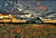 """Friends Of Old Barns / barn pics for and from """"friends of old barns"""" on facebook / by James Wesley"""