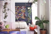Home / My messy inspiration how i want my bohemian home!