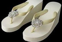 Beach & Wedding Flip Flops