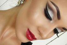 Make up extravagant / Make up für den extravaganten Auftritt