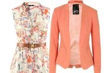 Farbtyp Frühling / Kleidung, Style und Kombinationen für den Frühlingstyp