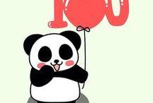 Keep calm and stay a panda / The Nasty Panda