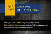GETEX Dubai 2015 / Dubai International Convention & Exhibition Center is your destination! #GETEXDubai