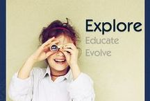 #Explore #Educate #Evolve / University of Atlanta- Striving to make a difference to the society, determined to #Explore #Educate #Evolve.