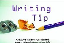 Writing Tips / Do you dream of being a writer? Have you already dabbled with words, but still need some help finding your style on paper? Or are you one of those who have so much to write, but just can't find the time to get the task done? This book could be your saving grace. Put together by a group of talented writers from the Creative Talents Unleashed family, Writing Tips Vol. 1 is for any level of writer.