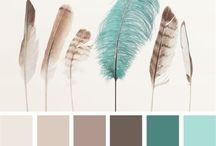 Colour Palletes we love