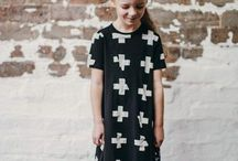 On Mondayz we Monochrome / We love monochrome. If styled right it can instantly give a funky cool edge. super trendy and super adorable on little girls.