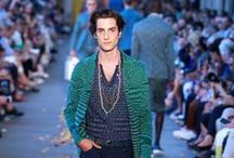 Missoni Men's Summer 2016 / A collection of the best reviews and photos on the Missoni Men's Summer 2016 Collection   Shop on: http://bit.ly/MenSummer-SS16 / by Missoni
