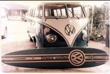 VW Camper Van / by Paul Flowers