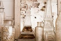Blanc Interiors / Vintage interiors in all shades of pale. Sarah x