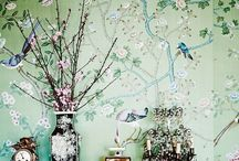 |  m i n t  | / Fashion and interior design using mint accents. Sarah x