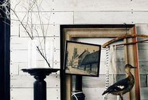 |  t a r n i s h e d  | / Rust and dust! Interiors that use the old, worn, weathered and beautiful. Sarah x