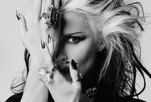 Daphne Guinness / Queen of couture. I want to be her when I grow up. Sarah x