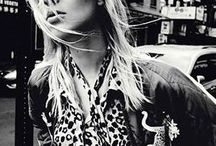 Leopard Style / Leopard print never goes out of style. Although I have to admit there is good leopard print and not-so-good leopard print. My board is all about the good kind. Sarah x