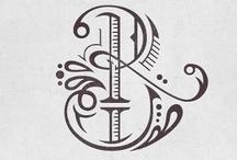 Typography / by Kathleen Grebe