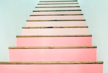 + stairs + / by brittany reiff