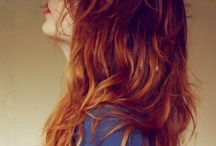 + hair + / by brittany reiff