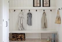ideas for family room wall / by Heather Andrejkanic Pergola