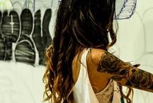 Tattoos / by Emily Lueken