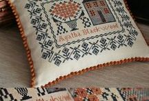 cross stitch - my works / http://e-subrosa.blogspot.com