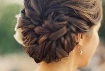 hair / by Heather Andrejkanic Pergola