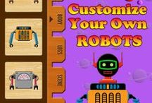 Free Apps- Just Robots!